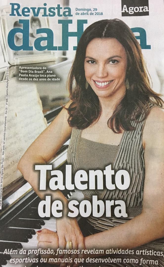 capa Revista dahora