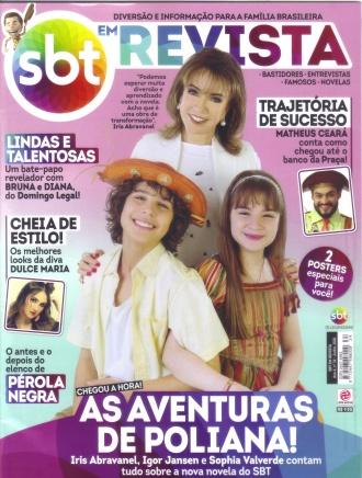 capa SBT em Revista jun 1